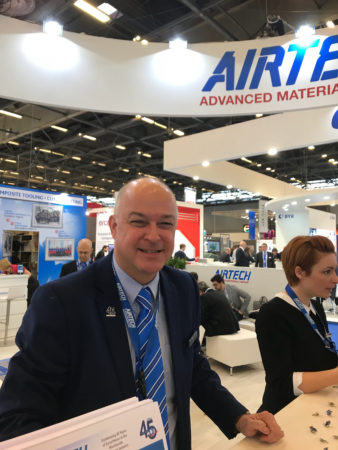 Olivier Bottler, European Technical Manager of Airtech
