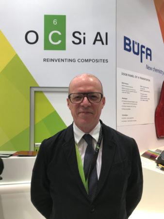 Ocsia at JEC World Paris 2018