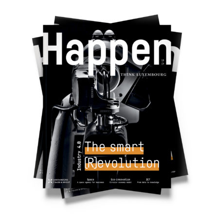Happn Issue 2