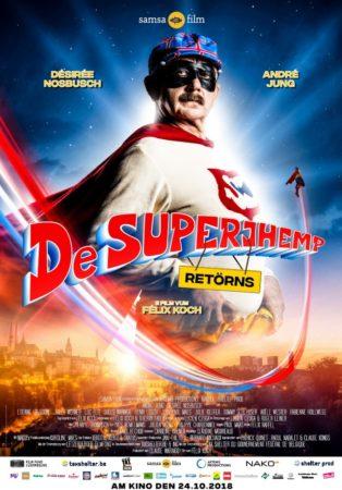 Affiche Superjhemp