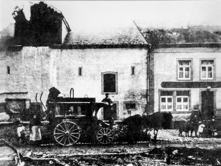 Diligence 1875