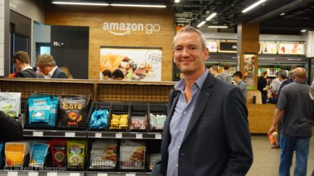 David Foy at Amazon Go