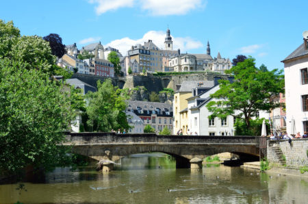 Luxembourg is the safest city in the world