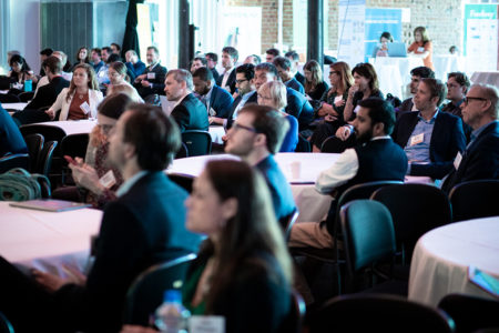 Participants at the 2019 Cleantech Forum Europe