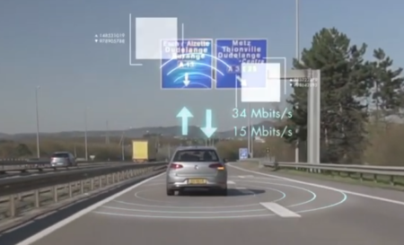 Cross-border digital testbed for autonomous and connected driving