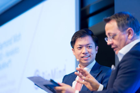 Raymond Moh, CEO, Hanalytics