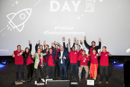 Graduated start-ups from the spring 2019 edition of Fit 4 Start