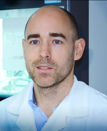 Dr. Nicolas Boscher ERC