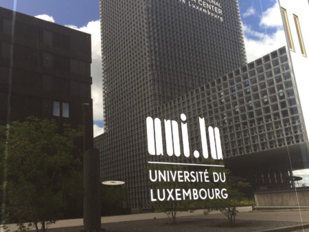 The University of Luxembourg received top scores for internationalisation and research