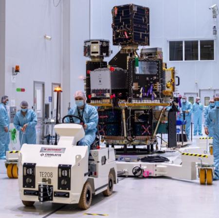 ESAIL microsatellite