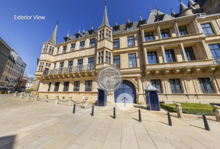 Visit Luxembourg via a virtual tour