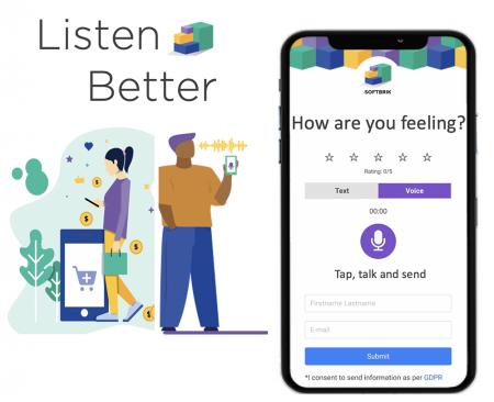 Smart voice messages by SoftBrik