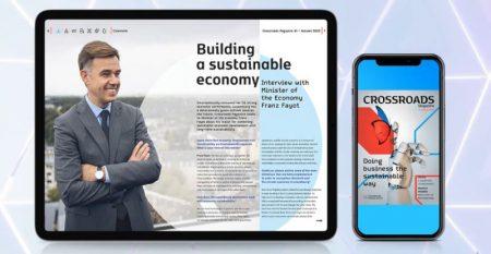Crossroads Magazine on any device