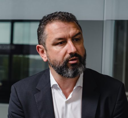 Christophe Bianco, co-founder and Managing Partner of Excellium Services