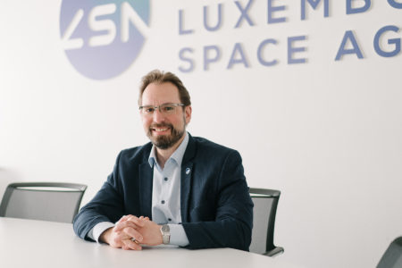 Marc Serres, Luxembourg Space Agency