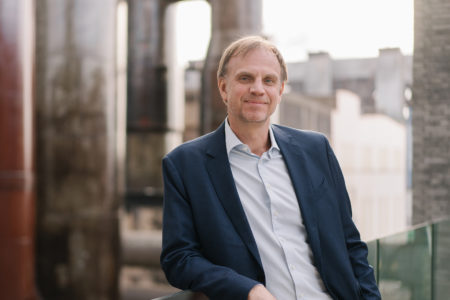 Thomas Kallstenius, CEO of LIST, is working on Luxembourg's national digital twin