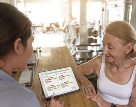 SportMed has developed a digital tool for assessing the fitness level of seniors