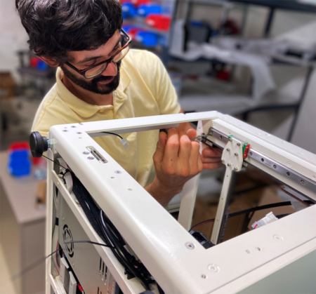 Anisoprint moves 3D printer production to Luxembourg HQ