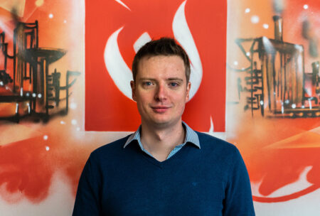 Jean-Philippe Hugo, CEO of data analytics specialist Wizata