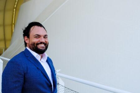 Loic Bertoli, Executive Director of LTIO Abu Dhabi