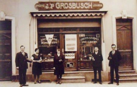 Grosbusch Differdange