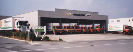 Grosbusch Gasperich