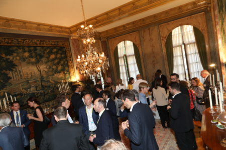 Embassy reception