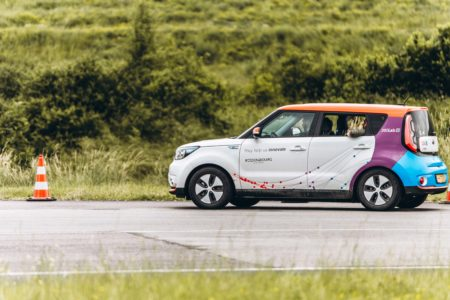 SnT automated driving