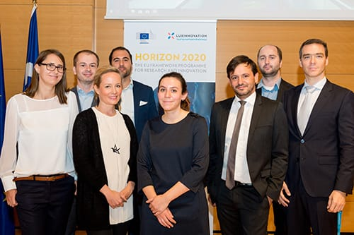 Team Horizon 2020