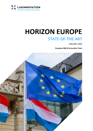The state-of-the-art on Horizon Europe