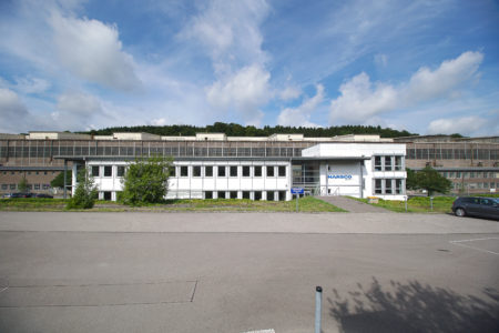 Picture of the Innovation Hub Dudelange