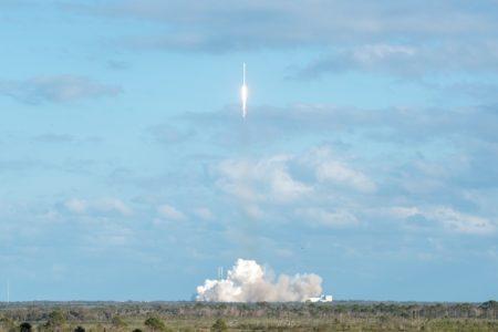 Rocket launch Govsat