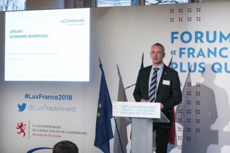 David Foy mission to Paris