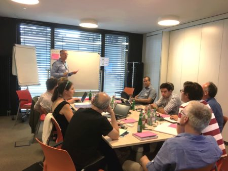 Esch-Schifflange Workshops